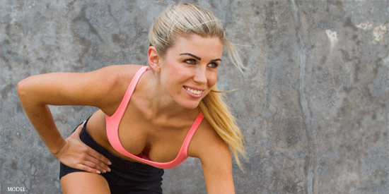 Learn about exercising after breast augmentation in Nashville.